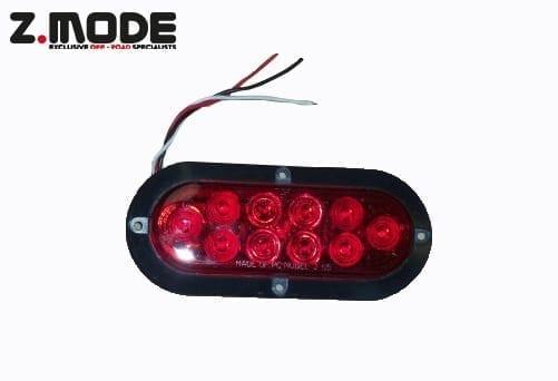 Faro posteriore led rosso