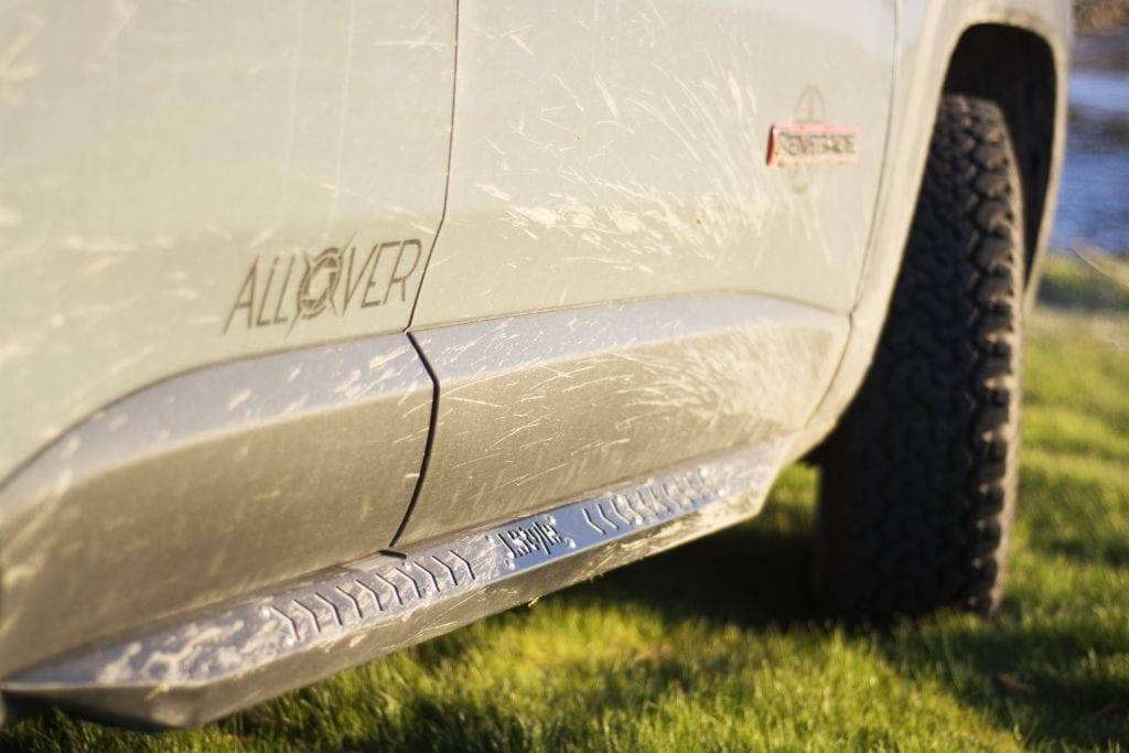 Sottoporta J.Style per Jeep Renegade