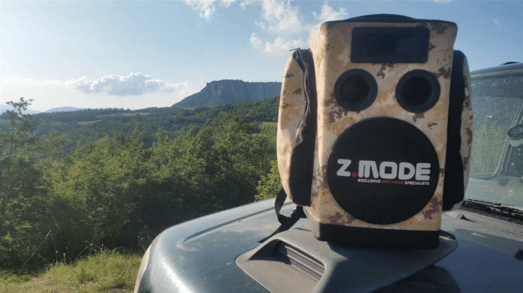 party bag zmode off road