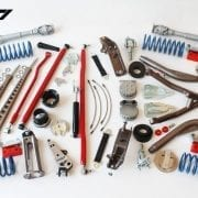 Kit rialzo full land rover defender pro7
