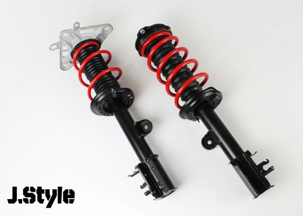 Ammortizzatori jeep Renegade +3,5 jstyle