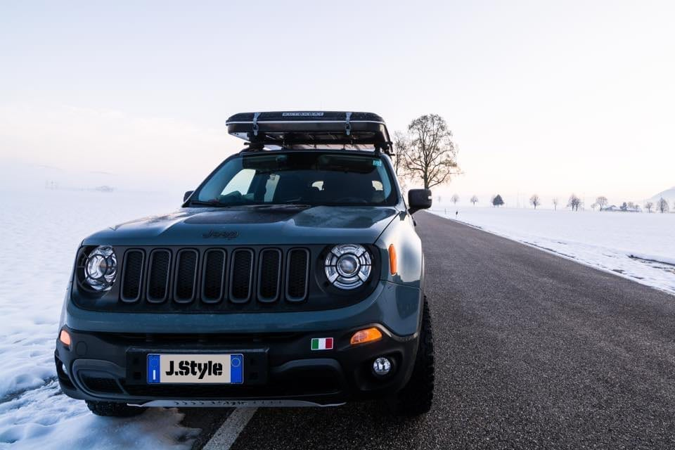 jeep renegade jstyle zmode