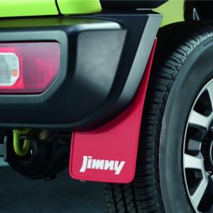Paraspruzzi posteriori flessibili new Jimny - Zmode